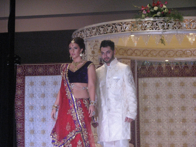 South asian bridal shows