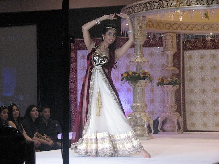 South asian bridal shows