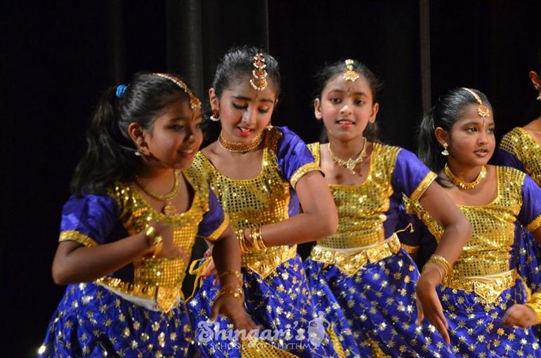 RHYTHM 2012 , Bollywood Cinematic Dance Concert