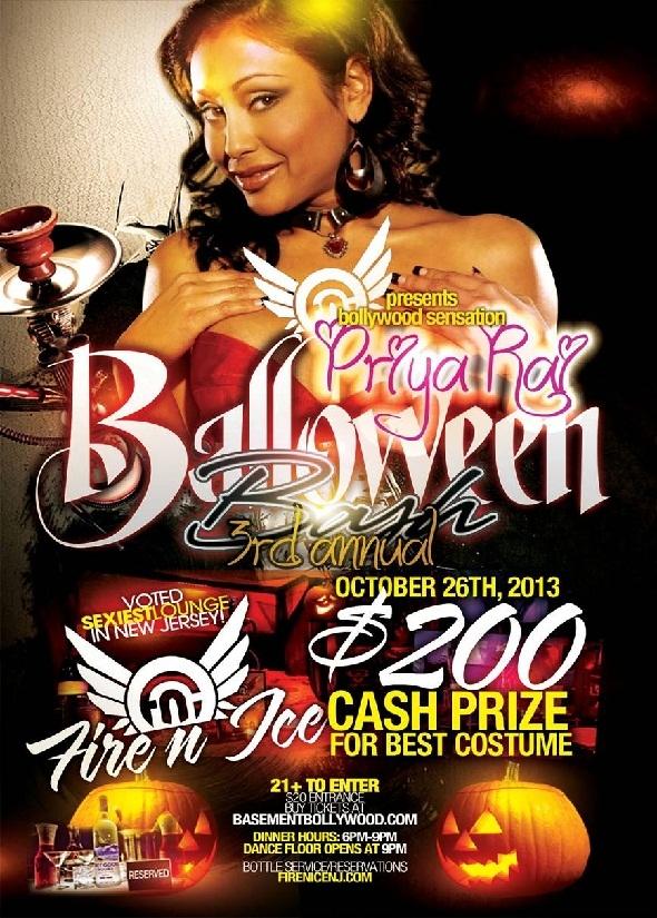 3rd Annual Ballowen Bash With Priya Rai at Fire n Ice ...
