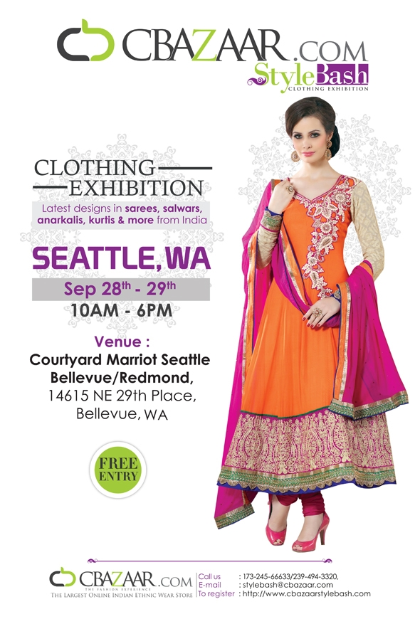 Cbazaar style bash clothing exhibition in courtyard seattle event details stopboris Gallery