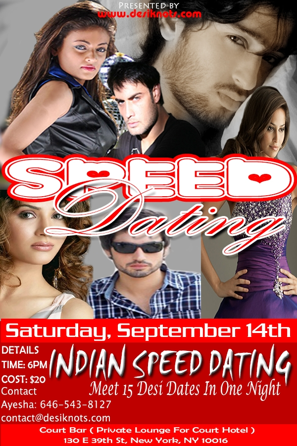 speed dating new york free