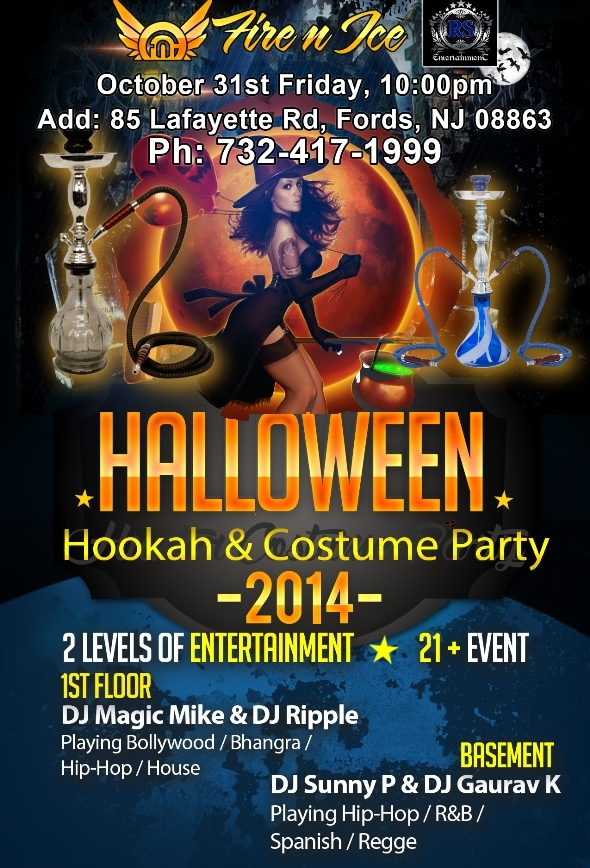 Halloween Party Packages.Desi Halloween Events In The East Coast Local Pulse Indian Articles News