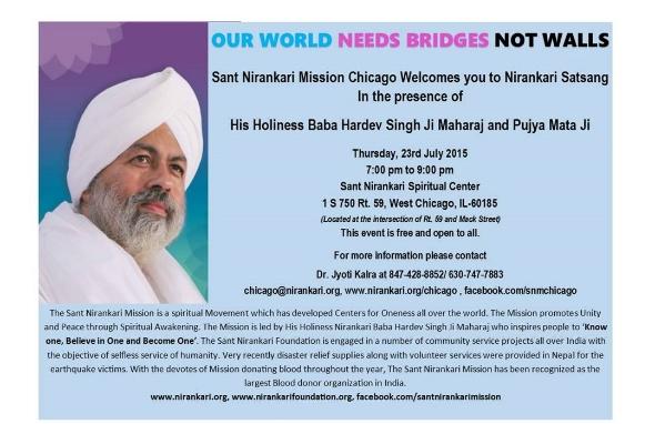 Nirankari Satsang In Presence Of His Holiness Baba Hardev Singh Ji