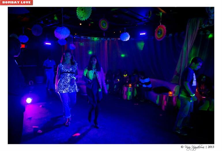 Picture 34349 of 2nd Annual Neon Themed Party Qi Lounge Photos
